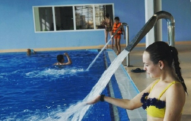 Первые ярославцы уже посетили новый аквапарк на Фрунзе: фото