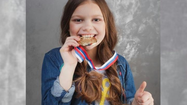 Юная шахматистка из Волгограда представит Россию на конкурсе «Маленькая мисс Вселенная — 2017»