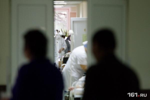 Ребенок погиб в больнице в Чертковском районе