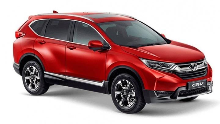 «Мировой бестселлер»: награды, достижения и заслуги модели Honda CR-V