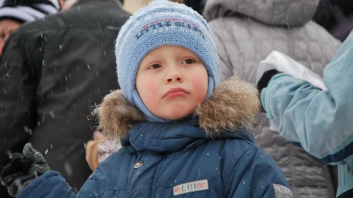 Последний день осени Поморье встретит снегом и гололедом