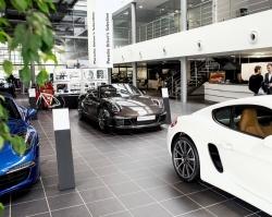 В Перми открылся новый центр Porsche
