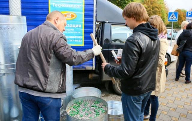 Почти две тысячи единиц ртутьсодержащих отходов собрали у ростовчан