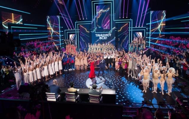 Тюменская «Вера» успешно дебютировала на телепроекте «Танцуют все!»