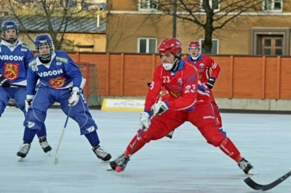 Евгений Дергаев забил в матче с норвежцами четыре мяча