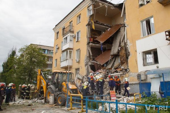 По мнению эксперта, взрыв произошел внутри дома