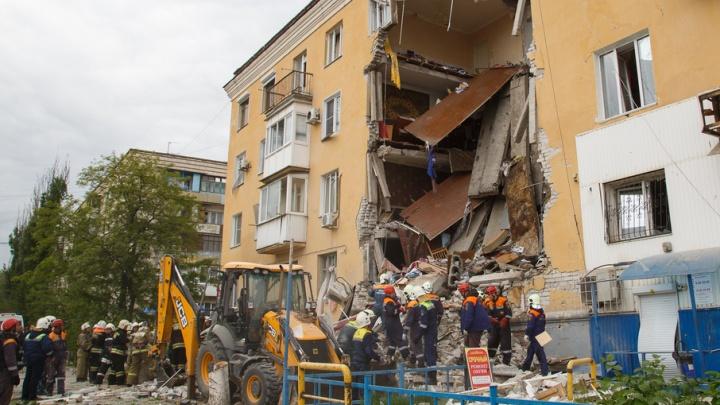 Валентин Бабалич: «Разрушенный дом на проспекте Университетском можно восстановить»