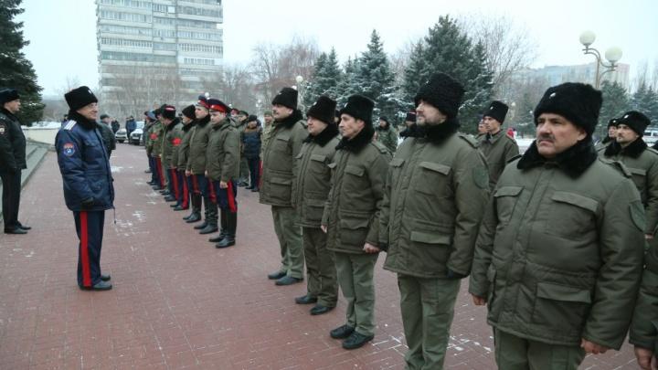 В период мундиаля в Ростове число казаков-дружинников увеличится в четыре раза