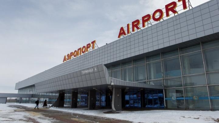 В Волгограде совершил экстренную посадку самолет Москва — Сочи