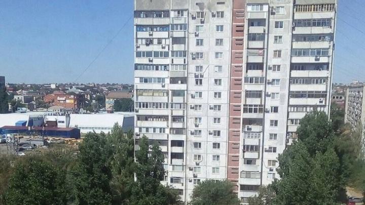 В Волгограде экстренно эвакуировали жильцов 16-этажки