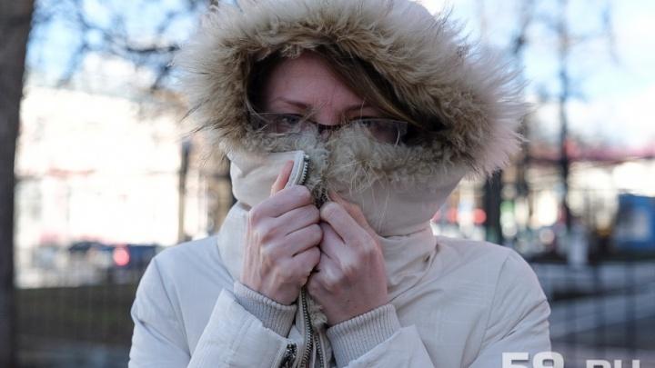 Температура опустится до -3°С: в МЧС предупредили пермяков о заморозках