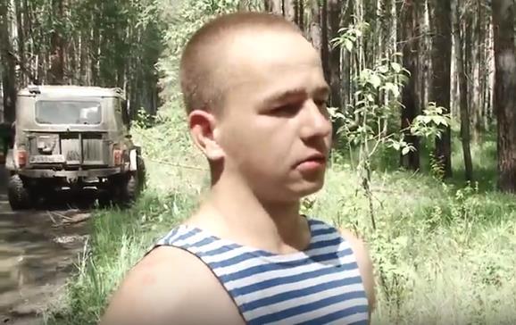Волонтёр Павел Карпенко рассказал, как нашёл ребёнка.