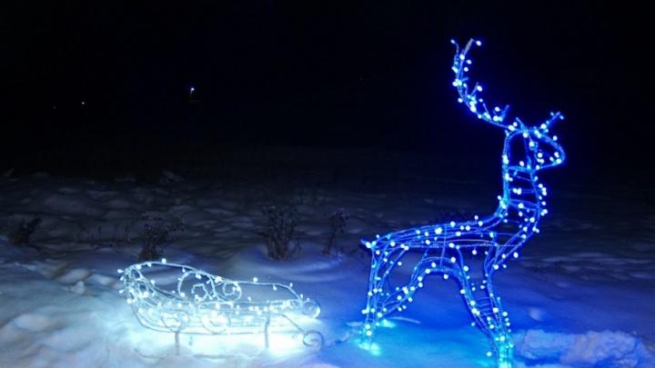 Перед администрацией Архангельска поставят «горделивого оленя» с семьей за 400 тысяч рублей