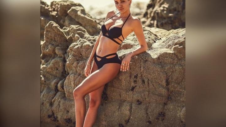 Ярославская супермодель снялась для украинского Vogue: фото сексуальной красотки в бикини
