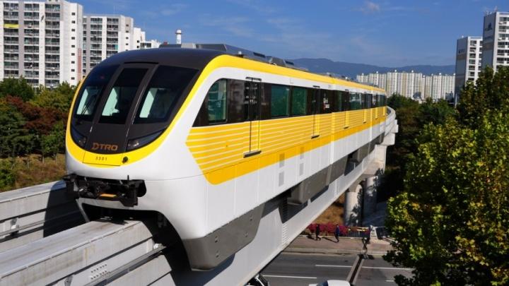 Монорельс вместо метро и маршруток: корейцы предложили Челябинску новый общественный транспорт