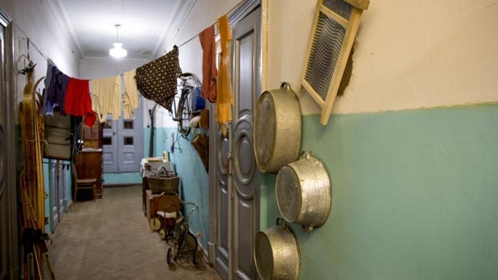 Тазы, шампанское и запах коммуналки: как в Рыбинске вернули советскую эпоху