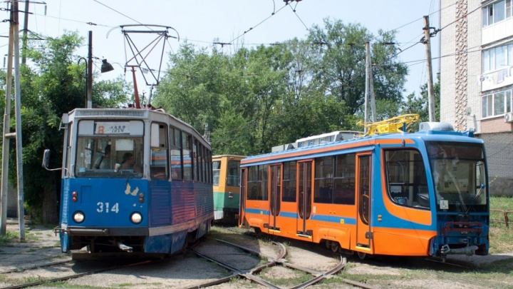 На Дону трамвайно-троллейбусное управление просит частников пожертвовать деньги на праздник