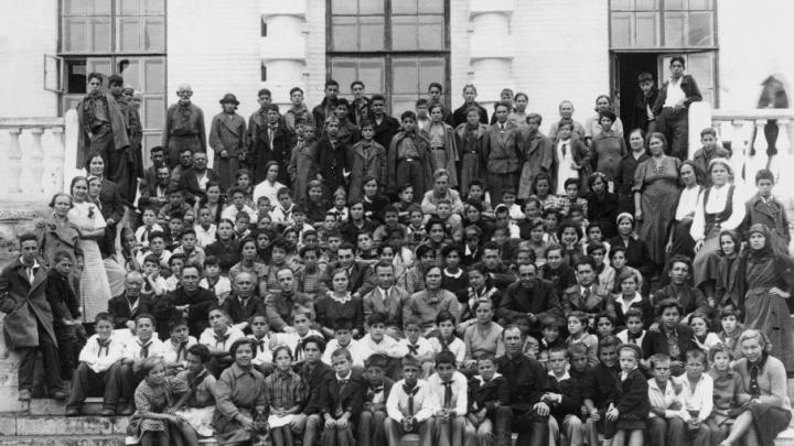 «Вива СССР!»: как жили маленькие испанцы в Куйбышевском детдоме