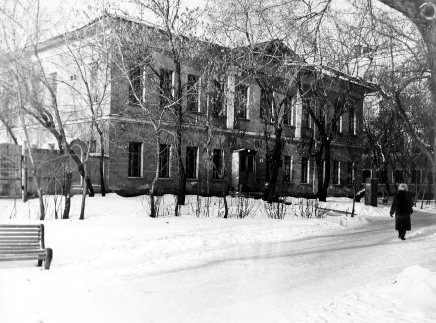 Дом, в котором останавливались декабристы, сосланные в Сибирь.