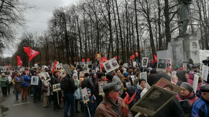 По Ярославлю пройдёт «Бессмертный полк»: как присоединиться, что можно и что нельзя приносить