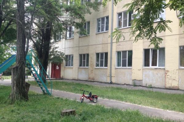 Дом на Оганова, 32