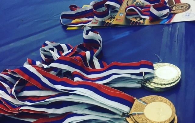 Юные бойцы Поморья завоевали три медали на первенстве СЗФО по смешанным единоборствам