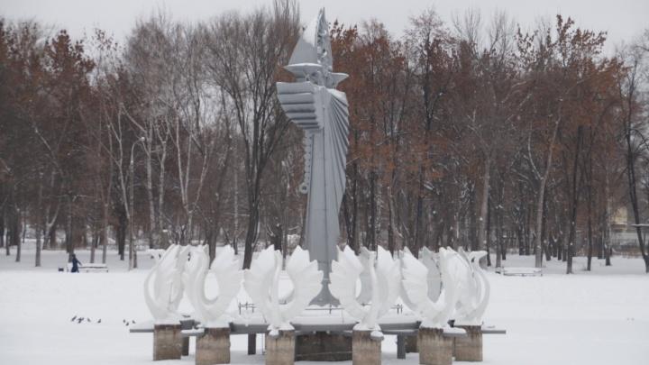 Три контура освещения: фонтан в парке металлургов оборудуют подсветкой