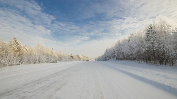 Среда в Поморье будет снежной и морозной