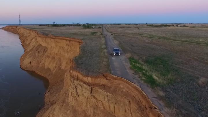 Дорогу в никуда под Волгоградом закроют для автомобилистов