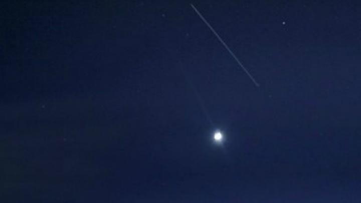 Ярославцы смогут увидеть в небе полет МКС