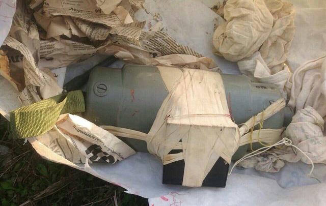 В Ростовской области на железной дороге нашли взрывное устройство