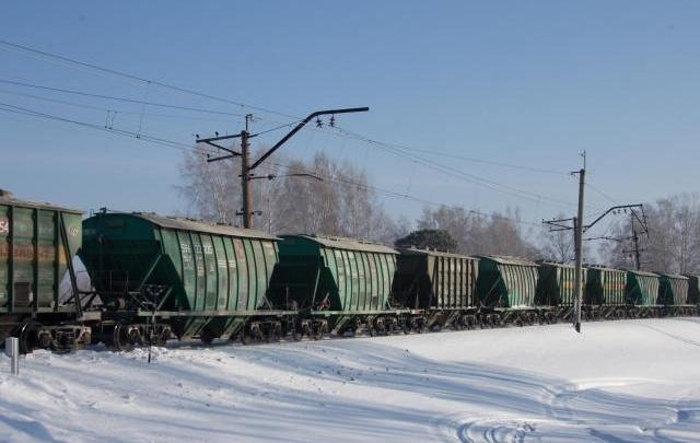 На Южном Урале сошёл с рельсов товарняк с углём