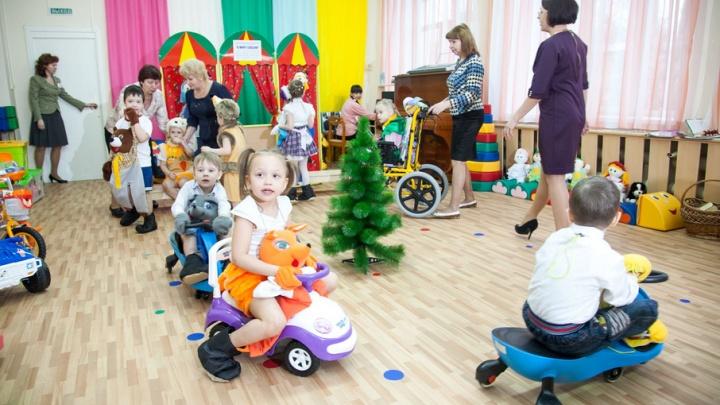 В пяти детских садах Архангельска появятся новые группы для юных северян