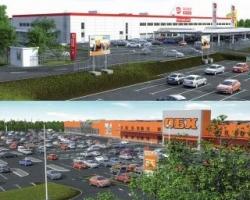 Гипермаркеты OБИ и «Зельгрос» откроются в Перми в 2016 году