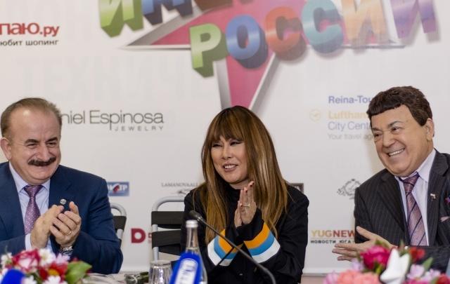 «Имена России» в ДГТУ: председателем жюри была Анита Цой, а почетным гостем – Иосиф Кобзон