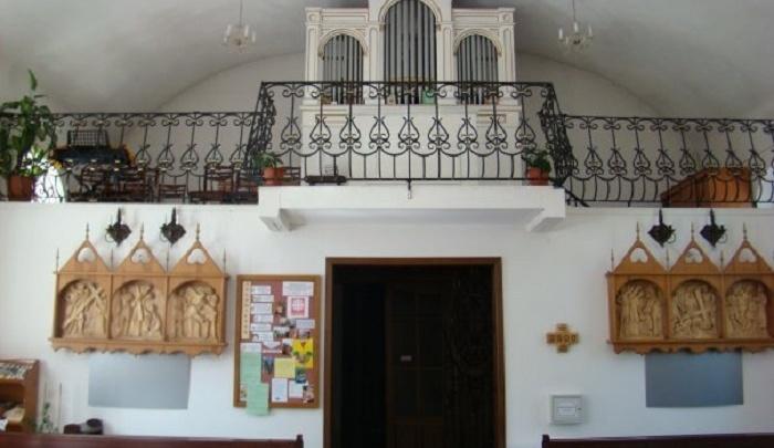 В тюменском костеле пройдет два концерта органной музыки