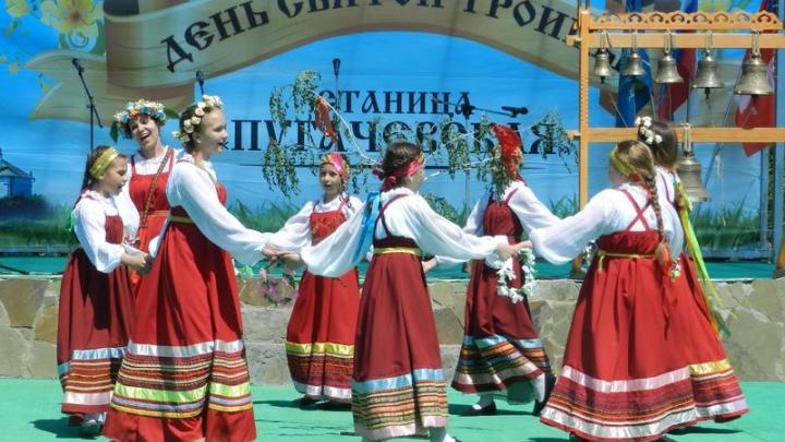 Юные казаки Волгоградской области покажут свое мастерство на фестивале «Троица»