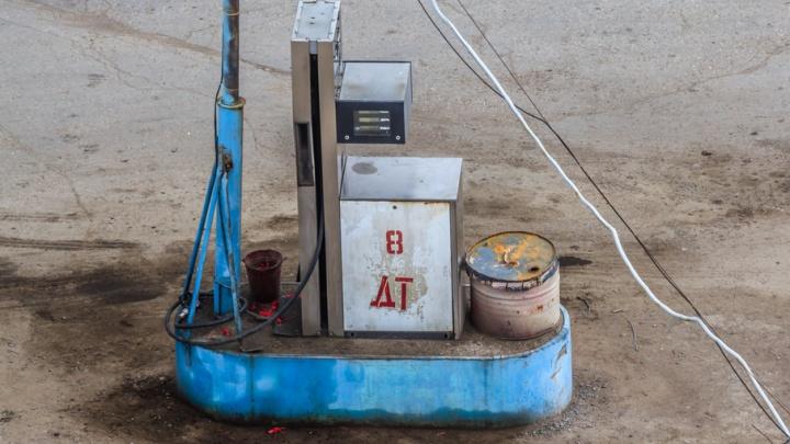 В Самарской области водитель экскаватора провернул аферу на 1000 литров дизеля