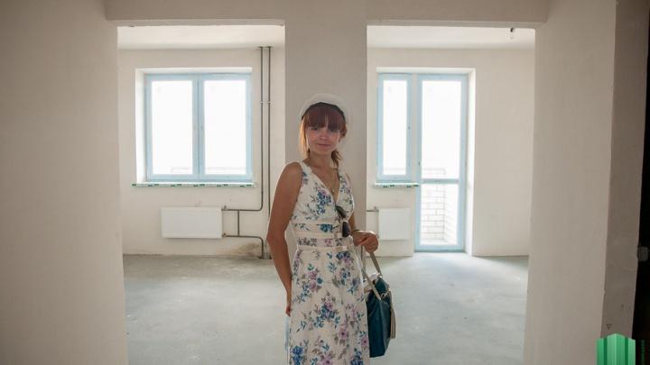 В ЖК «Кристалл» открылись демоэтажи сразу в двух домах