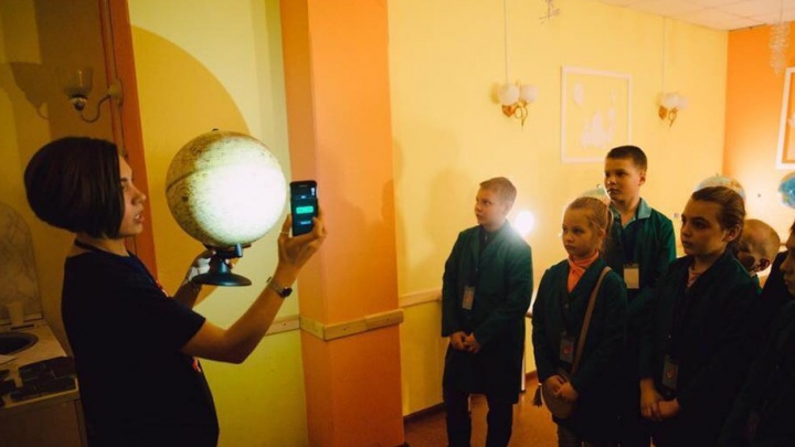 Челябинские школьники устроят солнечное затмение и откроют собственную звезду