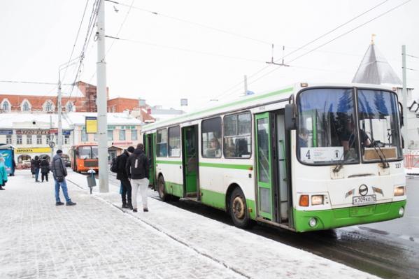В Ярославле пустят дополнительные автобусы