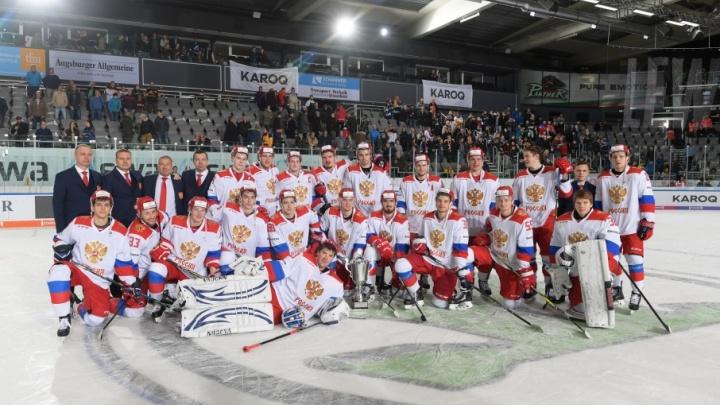 Ярославцы в составе сборной завоевали Кубок Германии