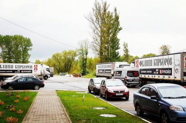 Филипп Киркоров привез в Ярославль сотни костюмов и тонны реквизита