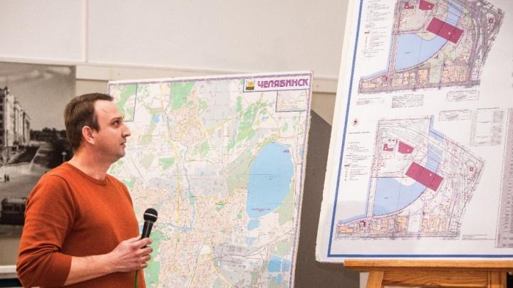 Проект конгресс-холла на набережной Миасса прошёл публичные слушания в Челябинске