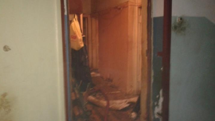 В Рыбинске компания устроила пожар в квартире: погиб мужчина