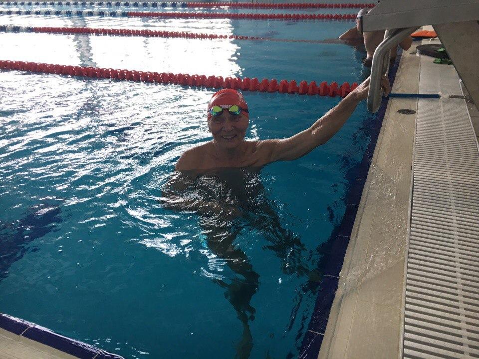 Игорь Бровин готовится к Чемпионату мира по плаванию