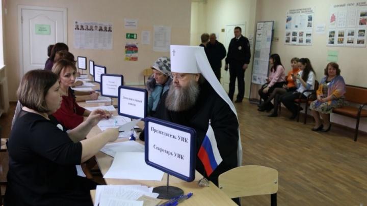 Ростовский митрополит Меркурий: «Надеюсь, мой голос вольётся в реку голосов за достойного кандидата»