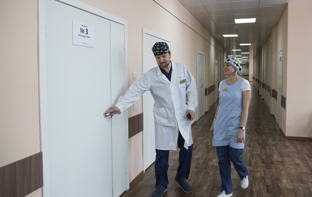 Челябинкам подарили к 8 Марта обновлённое отделение гинекологии