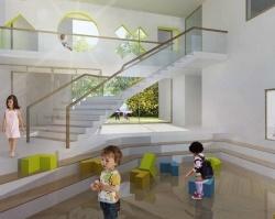 В «Европейском» появится современный детский сад