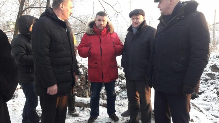 Администрация Архангельска готова судиться за подследственного директора «Водоканала»